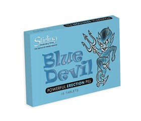 Picture of Blue Devil